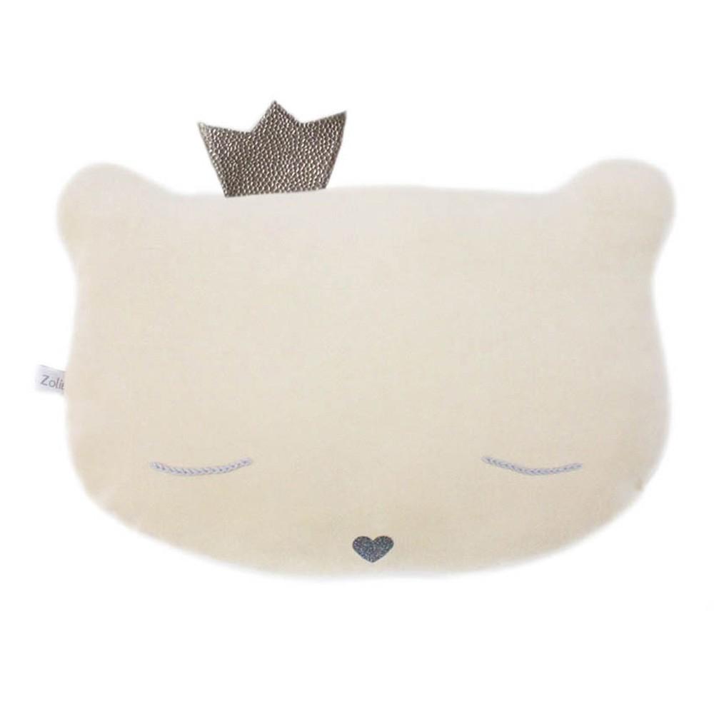coussin-chat-avec-couronne-28x20-cm